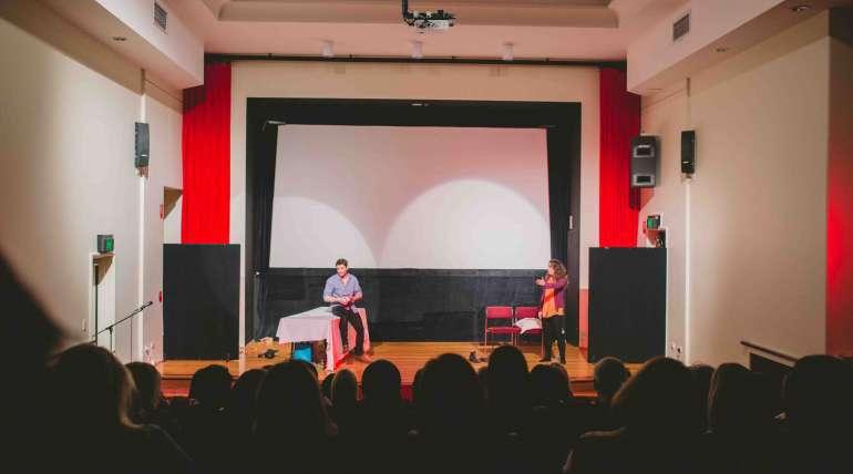 'Voices Unheard' Melbourne 2017