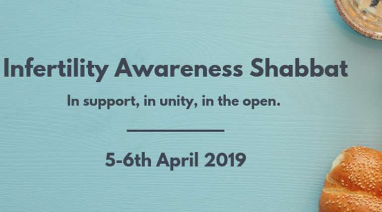 Infertility Awareness Shabbat 2019