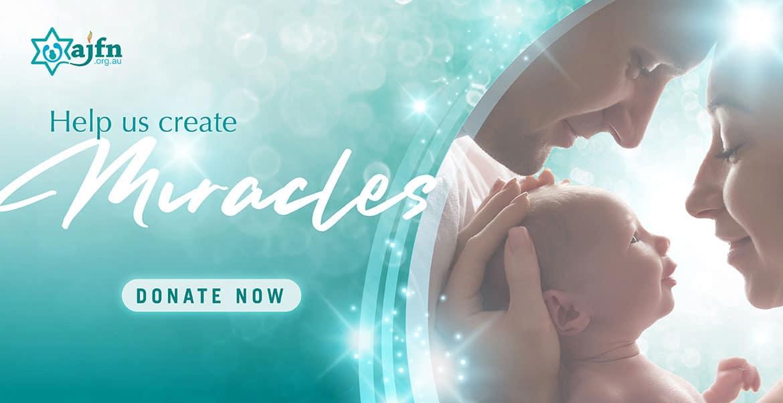 Help us create miracles