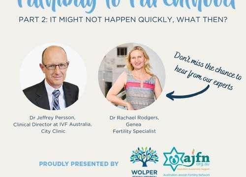 Webinar summary- Pathway to Parenthood talk #2