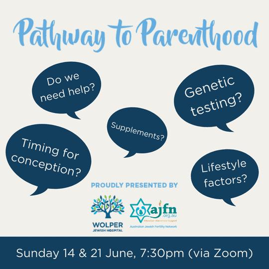 Webinar summary-Pathway to Parenthood talk #1