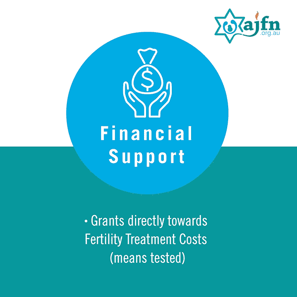 ajfn financial support